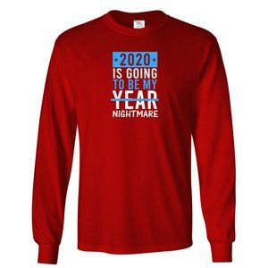 Youth Kids TO BE MY YEAR T-Shirt Long Sleeve